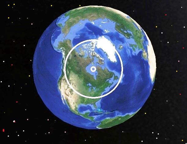 Глава 4. Свидетельства о Северном полюсе в Гудзоновом заливе. Хэпгуд, «Путь полюса»