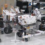 Марсоход NASA Curiosity. А был ли он на Марсе?
