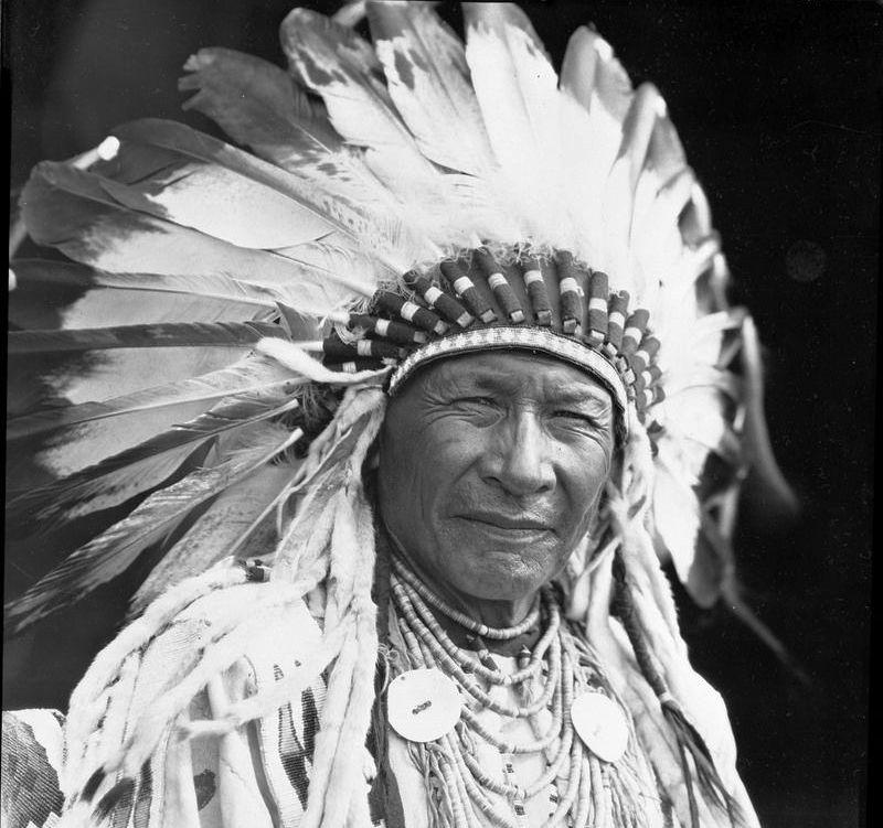 Прочтение мифов индейцев сиксика
