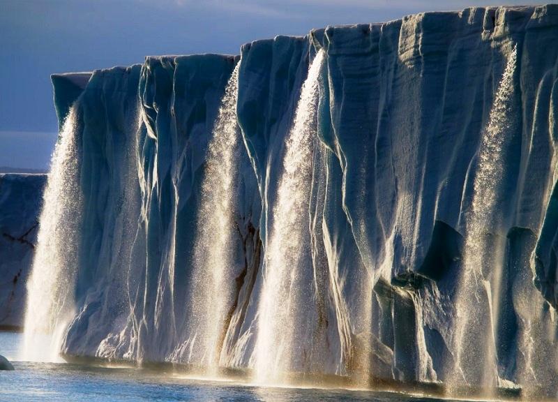 6.3. Отступление льдов. Хэпгуд, «Путь полюса»
